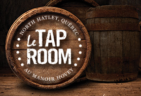 Tap Room - Manoir Hovey